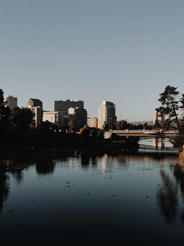 Oakland, California, where psilocybin was decriminalized