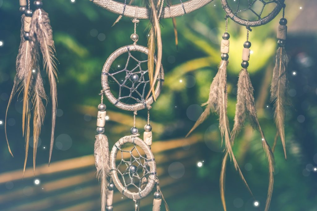 Spiritual Uses for Psilocybin Dream Catchers