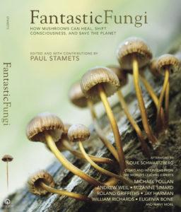 Cover of the book Fantastic Fungi.
