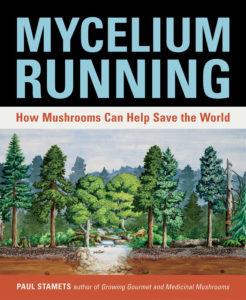 Cover of the book Mycelium Running.