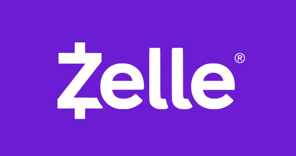 The Zelle logo.
